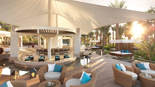 The Ritz-Carlton Dubai - Chill-out Lounge