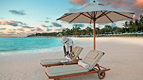 The Residence, Mauritius - Sun Loungers