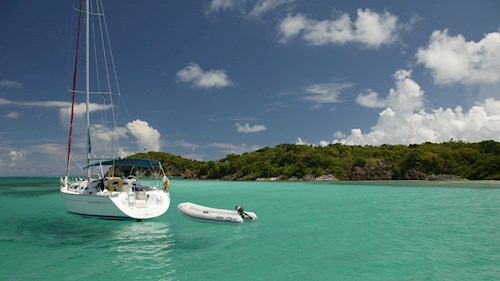 Day Trip to Tobago Cays