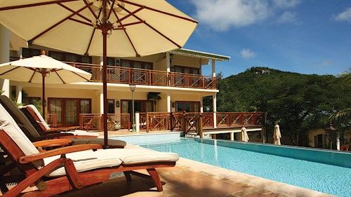 Bequia Beach Hotel, St Vincent and the Grenadines - Swimming Pool