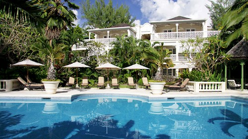 Coral Reef Club Barbados - Swimming Pool