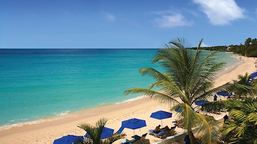 The Fairmont Royal Pavilion, Barbados - Beach View