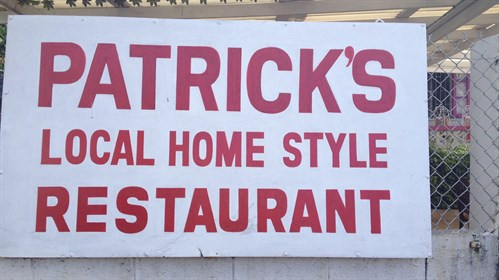 Patricks Local Home Style Restaurant