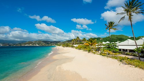 Spice Island, Grenada - Beach Views