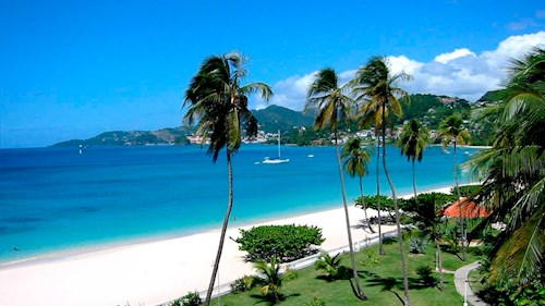 Radisson Grenada Beach Resort, Grenada - Sea View