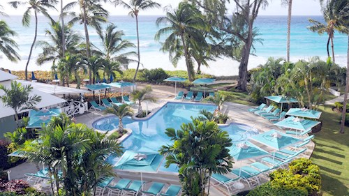 Turtle Beach by Elegant Hotels, Barbados - Swimming Pool