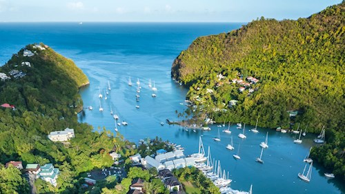 Marigot Bay Resort & Marina by Capella, Saint Lucia