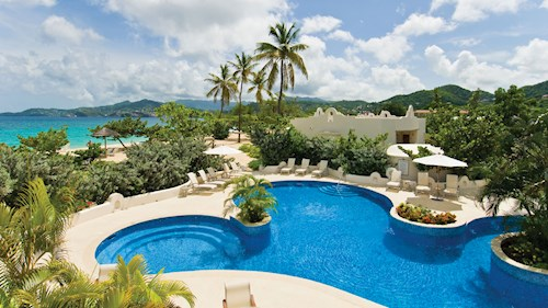 Spice Island Grenada, Swimming Pool