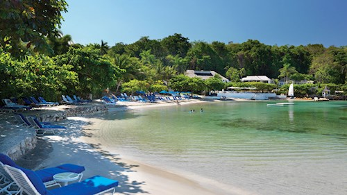 Round Hill Beach View, Jamaica