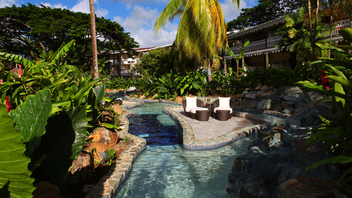 Rendezvous, Saint Lucia | Caribtours