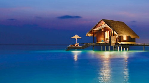 One&Only Reethi Rah, The Maldives - Water Villas