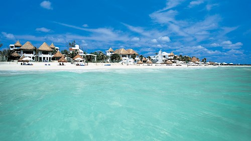 Belmond Maroma Resort & Spa, Mexico - View from the Sea