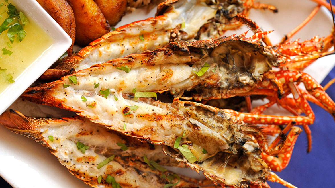 Caribtours food travel anguilla for Anguille cuisine