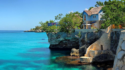 The Caves Jamaica View