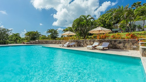 Cotton House, St Vincent & The Grenadines - Swimming Pool