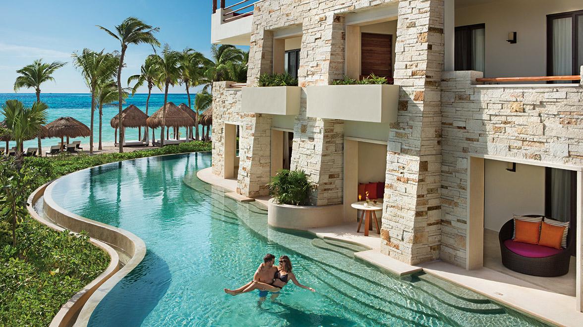 Secrets Akumal Riviera Maya Mexico Caribtours