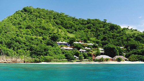 Laluna Resort & Villas, Grenada - Sea View