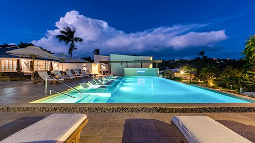 Calabash, Grenada - Swimming Pool