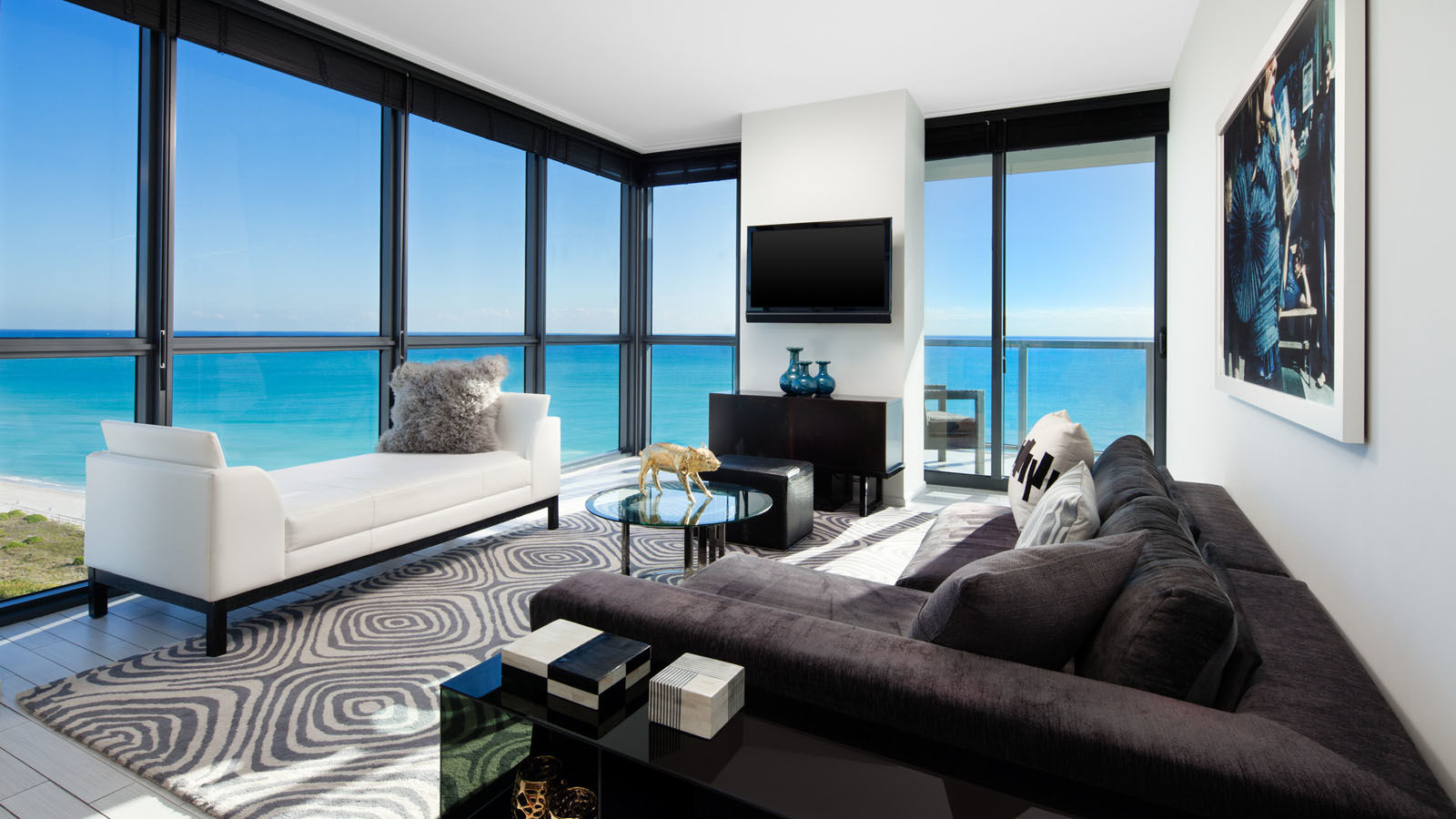W South Beach Miami Caribtours