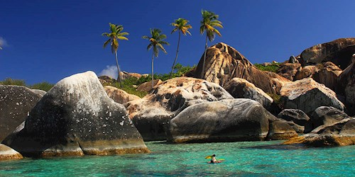The Baths Virgin Gorda The British Virgin Islands