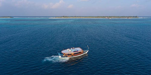 Kanuhura Maldives Sunset Cruise