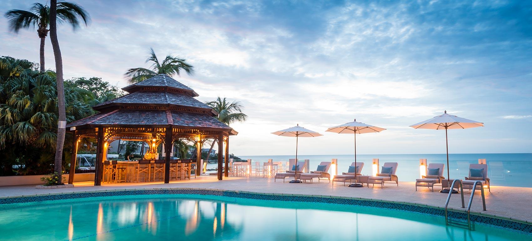 Blue Waters Resort Amp Spa Antigua Caribtours